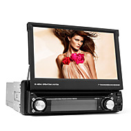 7-Zoll-1 din-TFT-Bildschirm im Armaturenbrett Auto-DVD-Spieler mit Bluetooth, Navigation-ready gps, rds abnehmbare Panel, TV
