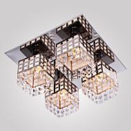 Vestavná montáž ,  moderní - současný design Galvanicky potažený vlastnost for Křišťál Kov Obývací pokoj Ložnice Chodba