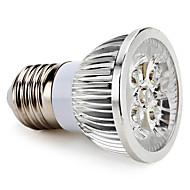 Spot Vert PAR E26/E27 4 W 4 LED Haute Puissance 320 LM K AC 85-265 V