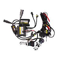 H4 HID Xenon Kit 12V 35W, bombilla flexible (CYS02)