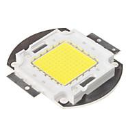 DIY 100W 8000-9000LM 6000-6500K Natural White Light Integrated LED Module (33-35V)