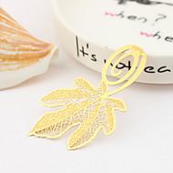 Beautiful Maple Leaf Design Bookmarks