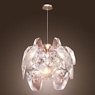 40 מנורות תלויות ,  מודרני / חדיש Electroplated מאפיין for סגנון קטן מתכת חדר שינה חדר אוכל חדר משחקים