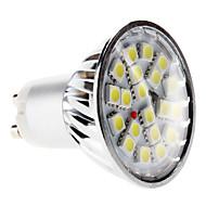 4W GU10 LED-spotlampen MR16 20 SMD 5050 360 lm Natuurlijk wit AC 220-240 V