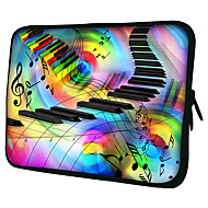 Piano Teclas Caso Laptop Sleeve para MacBook Air Pro / HP / DELL / Sony / Toshiba / Asus / Acer