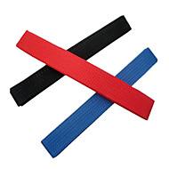 -couleur pure taekwondo courroie (1pc, couleur aléatoire)