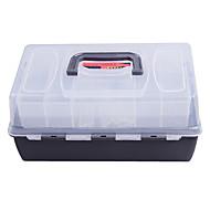Caixa de Derrube / Caixa de Isco - de Plástico - Cinzento