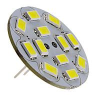 3w g4 led spotlámpa 12 smd 5730 250 lm természetes fehér dc 12 v