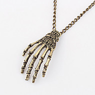 Necklace Pendant Necklaces / Vintage Necklaces Jewelry Daily Fashionable Alloy Bronze 1pc Gift