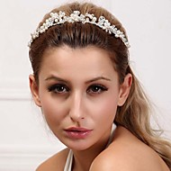 Women's Pearl/Crystal Headpiece - Wedding/Special Occasion Headbands