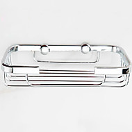"""Soap Dish Stainless Steel Wall Mounted 120x85x30mm (4.7x1.4x1.2"""") Stainless Steel Contemporary"""