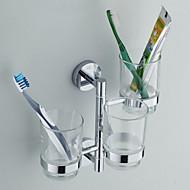 Koupelna Hardware Bronzový pohár držák na zubní kartáček