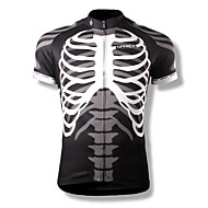 SPAKCT - Men's Cycling Jersey Short Sleeves 100% Polyester