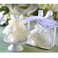 선물 상자 결혼 종소리 촛불