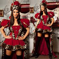 Ancient Babylon Queen Red Gown Women's Costume