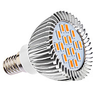 DAIWL E14 5W 16x5630SMD 400-450LM 3000-3500K Warm White Light LED Spot Bulb (110/220V)