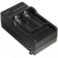 4.2V 600mAh Cargador con 2pcs TR 16340 1000mAh 3.7V batería de protección