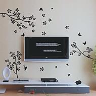 Parede de flor pequena Stickers