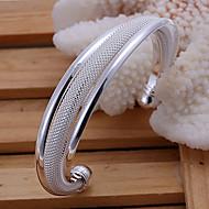 sølv armbånd lknspcb019 smykker