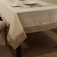 """69 """"X104"""" style rétro linge de table Beige Moderne"""