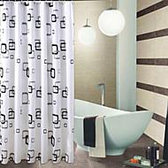 High Class Polyester Shower Curtain