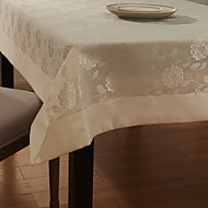Country Style Rose Jacquard Nappe
