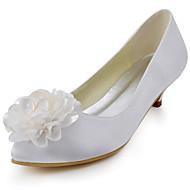 Women's Wedding Shoes Heels Heels Wedding Blue/Red/Ivory/White