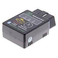 HHOBD Torque Android Bluetooth OBD2 Wireless CAN BUS Scanner Interface Adapter élő adat