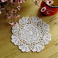 Crocheted Placemat- Set of 6