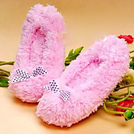 Pink Butterfly Dancing Baby Slippers