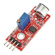 hoge kwaliteit (voor Arduino) microfoon geluid detectie sensormodule