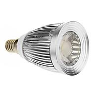 7W E14 Spot LED 1 COB 600-630 lm Blanc Froid AC 85-265 V