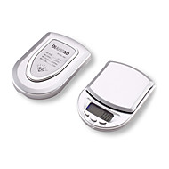Accurate Kitchen Electronic Scale with 500g Weight(500g/0.1g)
