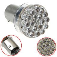 Tail 1157/BAY15D 2057 24 LED de freno del coche de tope de giro de la bombilla de la lámpara blanca