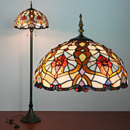 Lampes de sol - Tiffany - Résine
