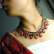 Women's Tibetan Original Crystal Bohemia Necklace