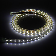 LED-ljuslist med kallt vitt ljus (2 m, 20 W, 5050 SMD, 1400 LM, 6000 K, 220V)
