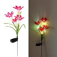 Solar LED flower valoa (1049-cis-28077)