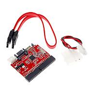 IDE SATA 2-Port Adapter Card