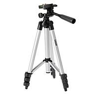 KASON LX-130 4-Szekciókamera állvány (ezüst + fekete)