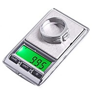 0,01 g * 100g 0.1g * 500g Dual Mini Digital Korut Pocket Scale