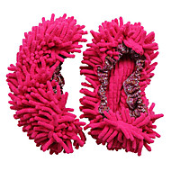 Casual ensfarvet Uld Kvinders Slide Slipper - 2 farver Tilgængelig