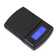 Mini LCD Digital Pocket Sieraden Gold Diamond Scale Gram