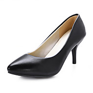 Women's Stiletto Heel Heels Pumps/Heels Shoes(More Colors)