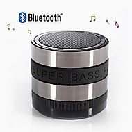 Bluetooth V3.0 Super Bass -kaiutin/TF MP3/AUX/Handsfree