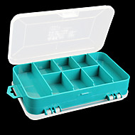 (16 * 9,2 * 4,4) Műanyag Tartós multifunkcionális eszköz dobozok