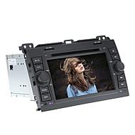 7inch 2 DIN In-Dash bil dvd-spelare för Toyota-Prado 2002-2009 med GPS, BT, iPod, RDS, Touch Screen, TV