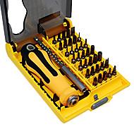 16*11.5*3 cm 37 PCS Carbon Hand Tools Set