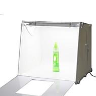 40 * 40 cm Vierkante Mini Photo Studio Kit Fotografie Light Box Foto Box voor Cosmetics Mobile Phone Watch Toys met Achtergrond