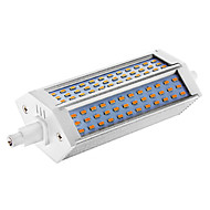 Szabályozható R7S 12W 108x3014SMD 1188LM 2800-3001K meleg fehér fény LED kukorica izzó (AC 220-240V)